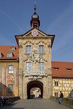 Bamberg Altes Rathaus BW 6.jpg
