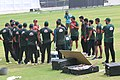 Bangladesh team on practice session at Sher-e-Bangla National Cricket Stadium (11).jpg