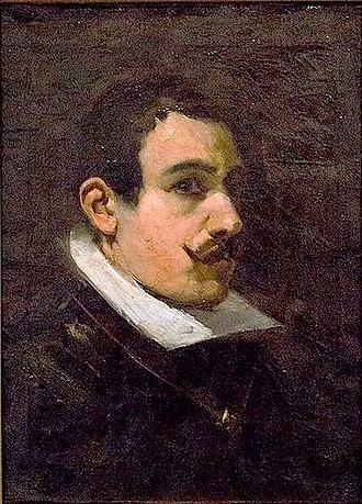 Mariano Barbasán - Self-portrait (1887)