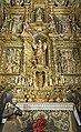 Barcelona Cathedral Interior - Chapel of Saint Mark by Bernat Vilar 1683-1692.jpg
