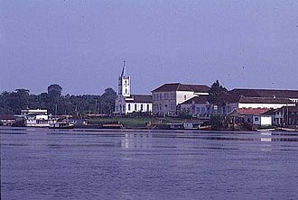Amazonas (Brazilian state) - Barcelos was first headquarters of the captaincy of São José do Rio Negro.