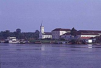 Amazonas (Brazilian state) - Barcelos was first headquarters of the captaincy of São José do Rio Negro.