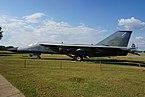 Barksdale Global Power Museum September 2015 25 (General Dynamics FB-111A Aardvark).jpg