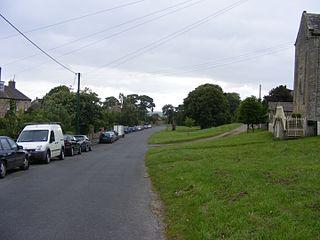 Barningham, County Durham village in County Durham, England