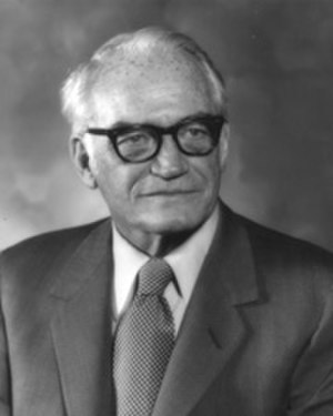 History of conservatism in the United States - Senator Barry Goldwater