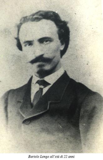 Bartolo Longo - Bartolo Longo at age 22