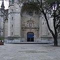 Basílica de Nuestra Señora de Begoña (Bilbao). Fachada.jpg