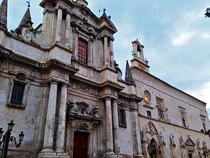 Sulmona - Basilica della Santissima Annunziata.