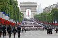 Bastille Day 2014 Paris - Color guards 034.jpg