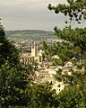 Bath Abbey from Beechen Cliff - geograph.org.uk - 946009.jpg