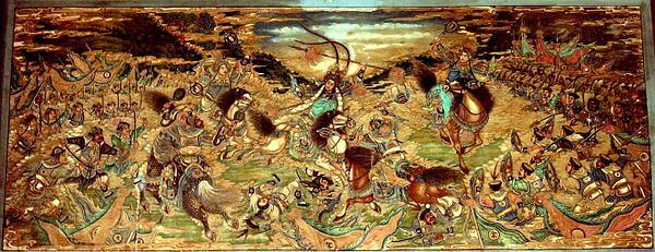Battleofzhuxiancounty