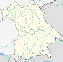 MUC is located in Bavaria