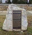 Bay State Green plaque - Westborough, Massachusetts - DSC05156.jpg
