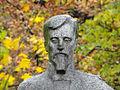 Bdg parkKochanowskiego posag 11 10-2013.jpg