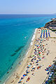 Beach in Tropea - Calabria - Italy - July 17th 2013 - 01.jpg