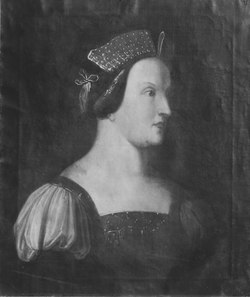 Beatrix, 1472-1535, prinsessa av Baden-Baden - Nationalmuseum - 15782.tif