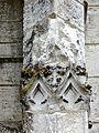 Beauvais (60), église Notre-Dame de Marissel, tourelle d'escalier, clochetons plaqués sur les contreforts.jpg