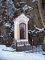Bechyně, kaplička svatého Antoníčka, v zimě.jpg