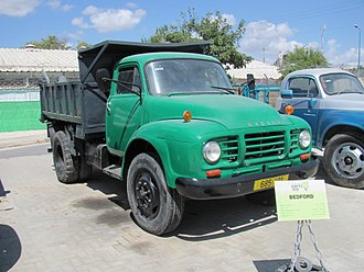 Automotive industry in Nigeria - Bedford TJ-55