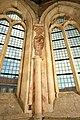 Begijnhofkerk, apsis van het koor , de apostel Petrus - 373933 - onroerenderfgoed.jpg