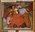 Belbello da pavia, san girolamo, da bibbia miniata di niccolò d'este, 14131-34, ms. barberiniano lat. 613, f. 630r, biblioteca apostolica vaticana.jpg