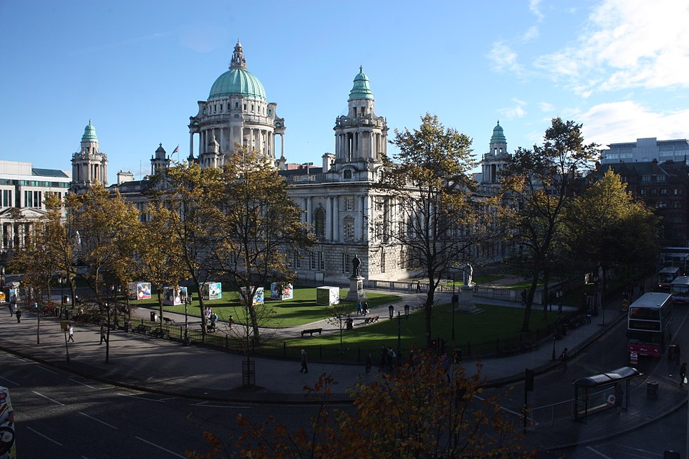 Belfast City Hall, October 2010 (01)