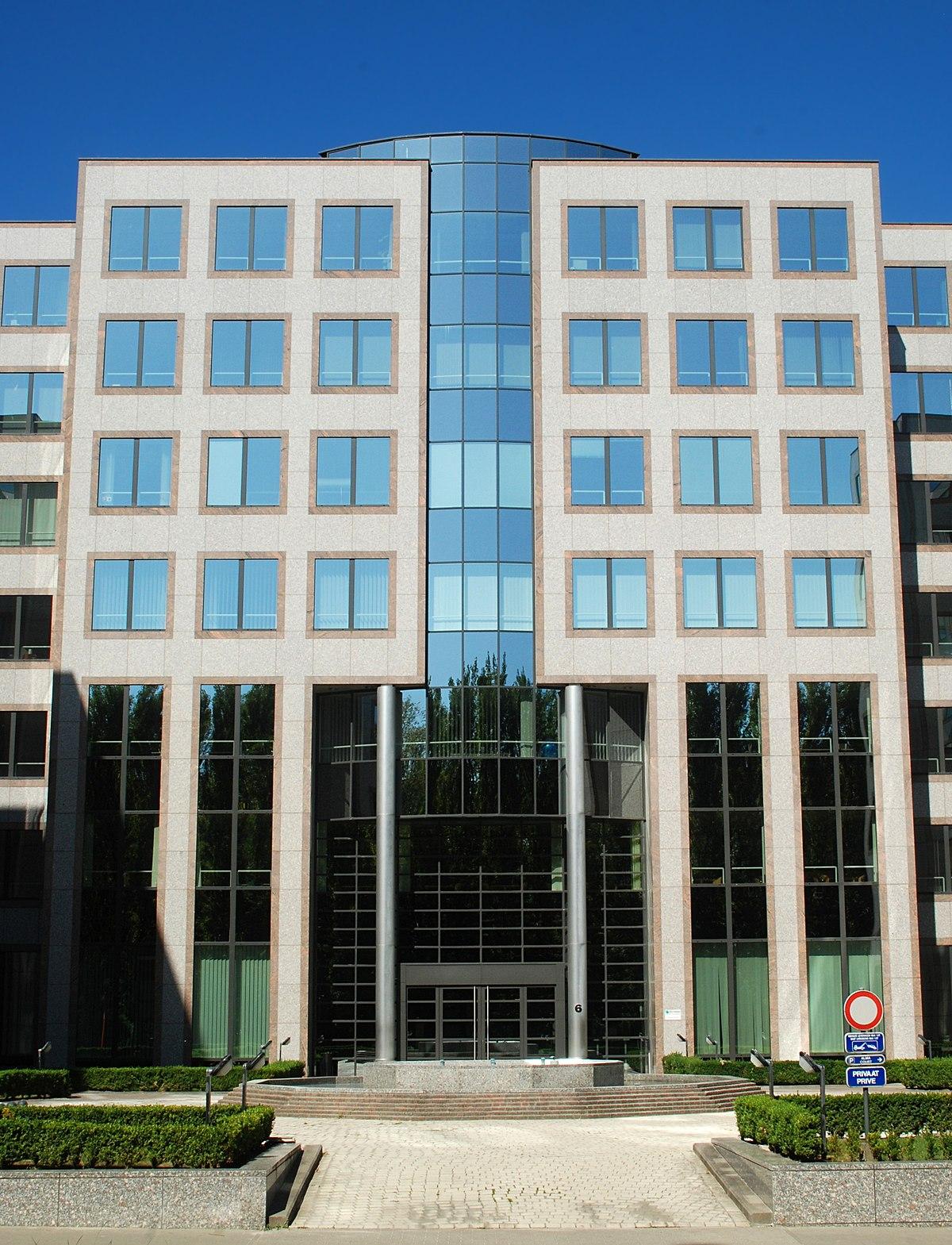 Bureau d 39 architectes cdg wikip dia for Architecte bruxelles