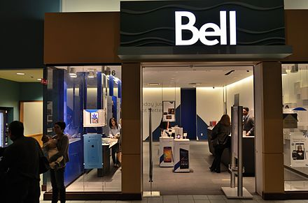 Bell World Store - Vaughan Mills
