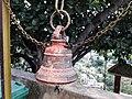 Bell in Shree Santaneshwor Mahadev Temple 20180828 152337.jpg