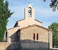 Belleserre - Eglise Saint-Pierre - Le clocher-mur.jpg
