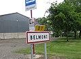 Belmont Panneau indicatif.JPG