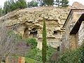 Belorado - Cuevas de San Caprasio 1.JPG