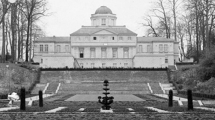 Belvédère Castle