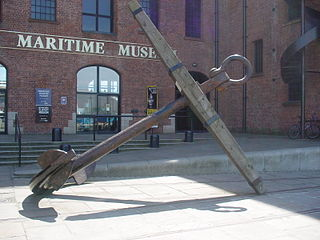 Museum in Liverpool, England