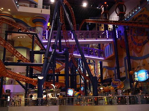 Berjaya Times Square Indoor Theme Park
