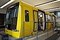 Berlin, U-Bahnwagen Typ IK, Mock-Up.JPG