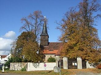 Blankenfelde - Village church