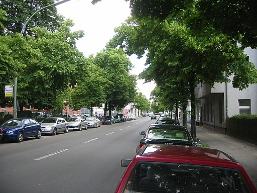 Hertastraße Berlin