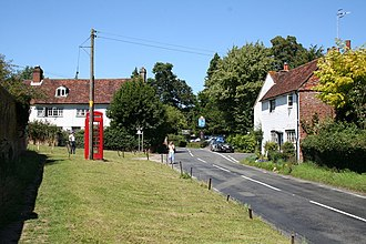 Betchworth - Image: Betchworth, Surrey geograph.org.uk 517229