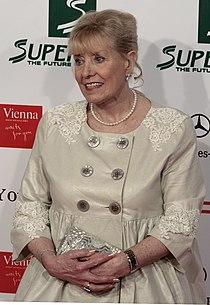 Betty Williams, Women's World Awards 2009 a.jpg