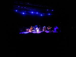 Beware of Darkness (band) - Beware of Darkness, as support act to The Smashing Pumpkins, 2013