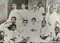 Bhaktisiddhanta with Bhaktivinoda and family.jpg