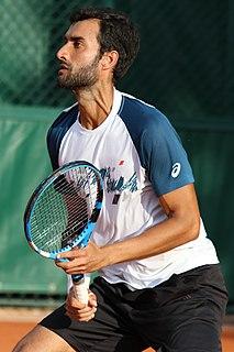 Yuki Bhambri Indian tennis player