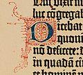 Biblia de Gutenberg, 1454 (Letra D) (21809313956).jpg