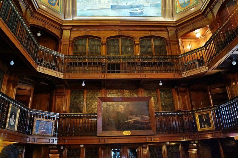 File:Biblioteca Nacional - Sala José Toribio Medina.JPG