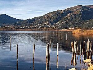 Biguglia - The Biguglia Lake