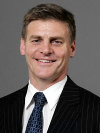 2002 New Zealand general election - Image: Bill English Parliament Profile