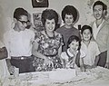 Birthday of Venezuelan Family 1961.jpg