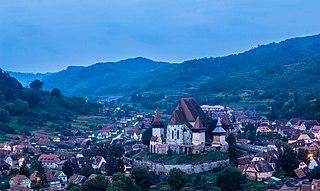 Biertan Commune in Sibiu, Romania