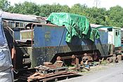 Bitton - Army 610 in need of restoration.JPG